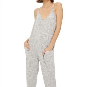 Topshop Supersoft Lounge Jumpsuit Small